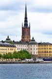 Riddarholmskyrkan Stock Image