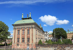 Riddarhuset. Royalty Free Stock Photos