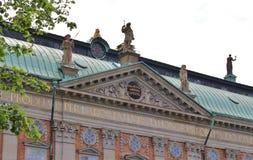 Riddarhuspalatset Стоковое Фото