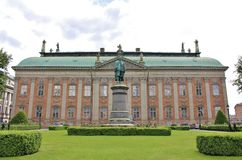 Riddarhuspalatset Стоковое фото RF