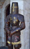 Ridder Armor Royalty-vrije Stock Afbeeldingen