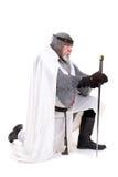 Ridder Templar Stock Fotografie