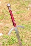 Ridderlijk zwaard Stock Fotografie