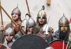 ridders Stock Foto's