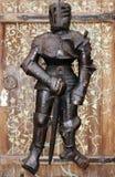 Ridderspantser van de Middeleeuwen Stock Foto's