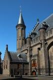 Ridderzaal,海牙,荷兰 免版税库存照片