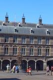 Ridderzaal,海牙,荷兰 免版税库存图片