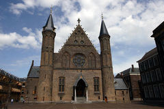 The Ridderzaal Royalty Free Stock Images
