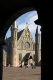 Ridderzaal lizenzfreies stockbild