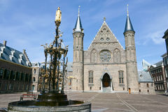 Ridderzaal, Binnenhof, the Hague Stock Photos