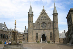 Ridderzaal, Binnenhof, the Hague Royalty Free Stock Image