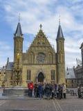 Ridderzaal, Binnenhof, the Hague Stock Photo