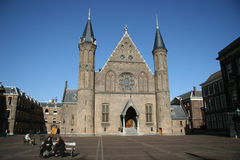 Ridderzaal (cavalieri Corridoio) Fotografie Stock