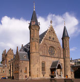 Ridderzaal, the Hague Royalty Free Stock Photos