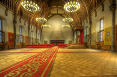 Ridderzaal The Hague Royalty Free Stock Images