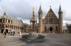The Ridderzaal in The Hague, Holland Royalty Free Stock Image