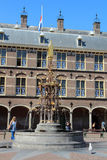 The Ridderzaal, The Hague, Netherlands Royalty Free Stock Photo