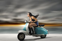 Ride Stock Image