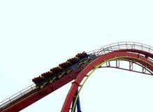 Ride at an Amusement Park Royalty Free Stock Photos