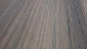 Ride on an asphalt road stock footage