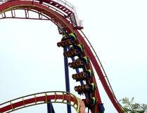 Ride At An Amusement Park Stock Photography