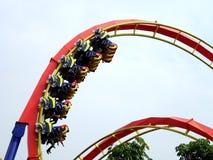 Ride At An Amusement Park Royalty Free Stock Image