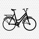 Ride bike design Stock Photo