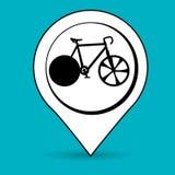 Ride bike design Stock Images