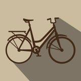 Ride bike design Stock Photography