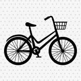 Ride bike design Royalty Free Stock Image