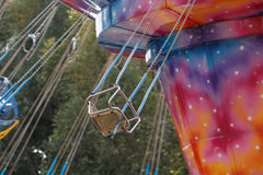 Ride the carousel Stock Photos