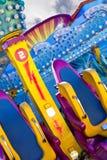 Ride. Colorful ride in a lunapark Stock Photo