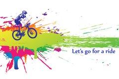 Ride Royalty Free Stock Image