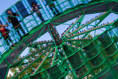 Ride at the local Fair Royalty Free Stock Image