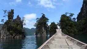 Khao Sok National Park at Khao Lak Stock Photo