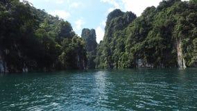 Khao Sok National Park at Khao Lak Royalty Free Stock Photos