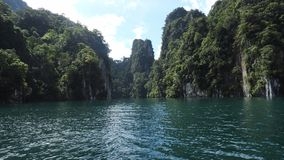 Khao Sok National Park at Khao Lak Stock Photography