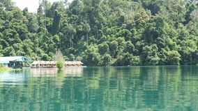 Khao Sok National Park at Khao Lak Royalty Free Stock Image