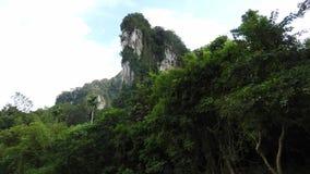 Khao Sok National Park at Khao Lak Stock Images