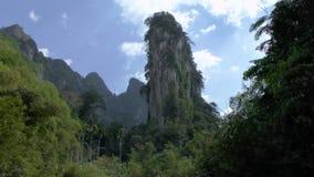 Khao Sok National Park at Khao Lak Royalty Free Stock Photography
