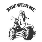 Ride with Me Royalty Free Stock Images
