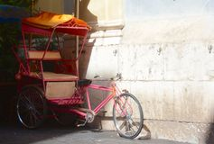 A Ride in Nice, France Royalty Free Stock Photo