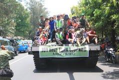 Ride tank Royalty Free Stock Photos