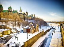 Rideau Canal Royalty Free Stock Photos