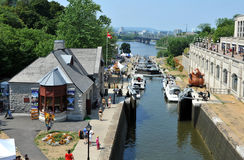 Rideau Canal Festival Royalty Free Stock Photos