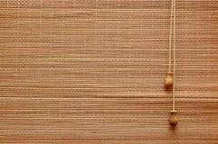 Rideau en Thratch photo libre de droits