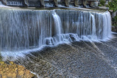 The Rideau Falls in Ottawa Stock Image