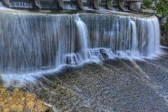 The Rideau Falls in Ottawa Stock Image