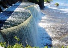 Rideau falls stock image