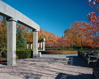 Rideau Hall Grounds Royalty Free Stock Photos